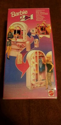 Vintage 1993 barbie 2 in 1 Fairfax, 22030