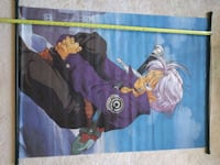 Wall decor anime, good for Youth room Toronto, M2N 0A5