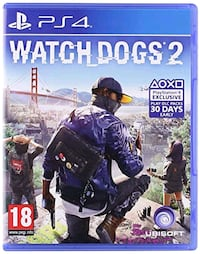 Watch dogs 2  Oslo