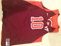 Virginia Tech Game Used Women's Lacrosse Jersey Centreville