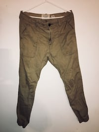 brown Abercrombie & Fitch jogger pants Toronto, M6S 3M6