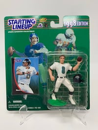 Vintage Jacksonville Jaguars Mark Brunell STARTING LINEUP ACTION FIGURES (1) [Brand New] Washington, 20016