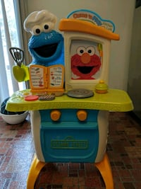 Sesame Street Kitchen Northville, 48167