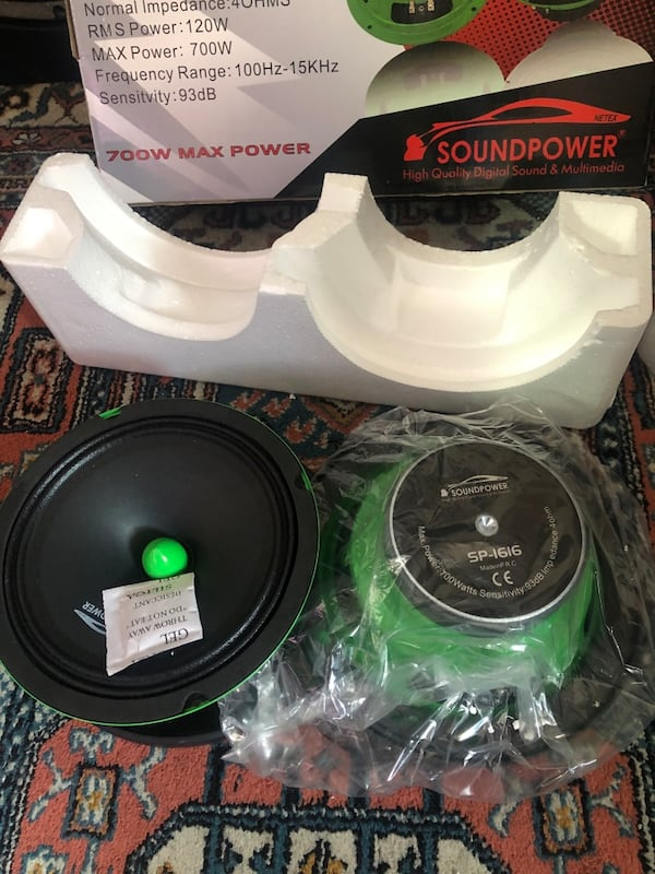 Soundpower SP1616 a7aa5451-604f-4e36-8493-bf7117b45ca9