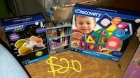New discovery kids toys gift bundle  Theodore, 36582