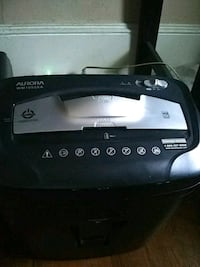 Aurora 10 Sheet Paper Shredder New Bedford, 02746