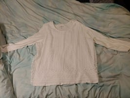 22/24 or 1X Woman Within Shirt