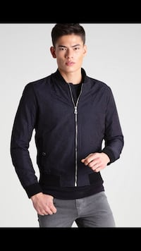 Authentic versace collection mens bomber Abbotsford, V2T 5R6