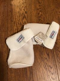 Stonz toddler bootie sherpa liner Size Small