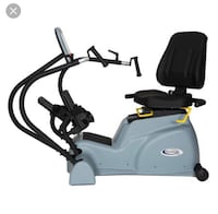PhysioStep recumbent exercise machine. Perfect for after surgery recovery, and low impact training   San Luis Obispo, 93401