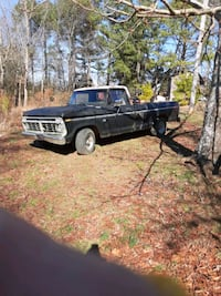74 Ford truck .runs great .strong engine out of 86 Thunderbird 302 V8