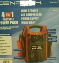 New 4 in 1 portable power pack Kingsport, 37660