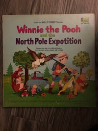 Winnie The Pooh Record Book, Mouse Factory Record, Animal Record Las Vegas, 89106
