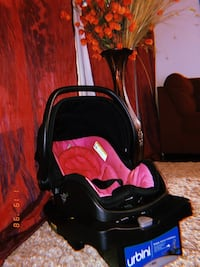 black and red car seat carrier Laurel, 20724