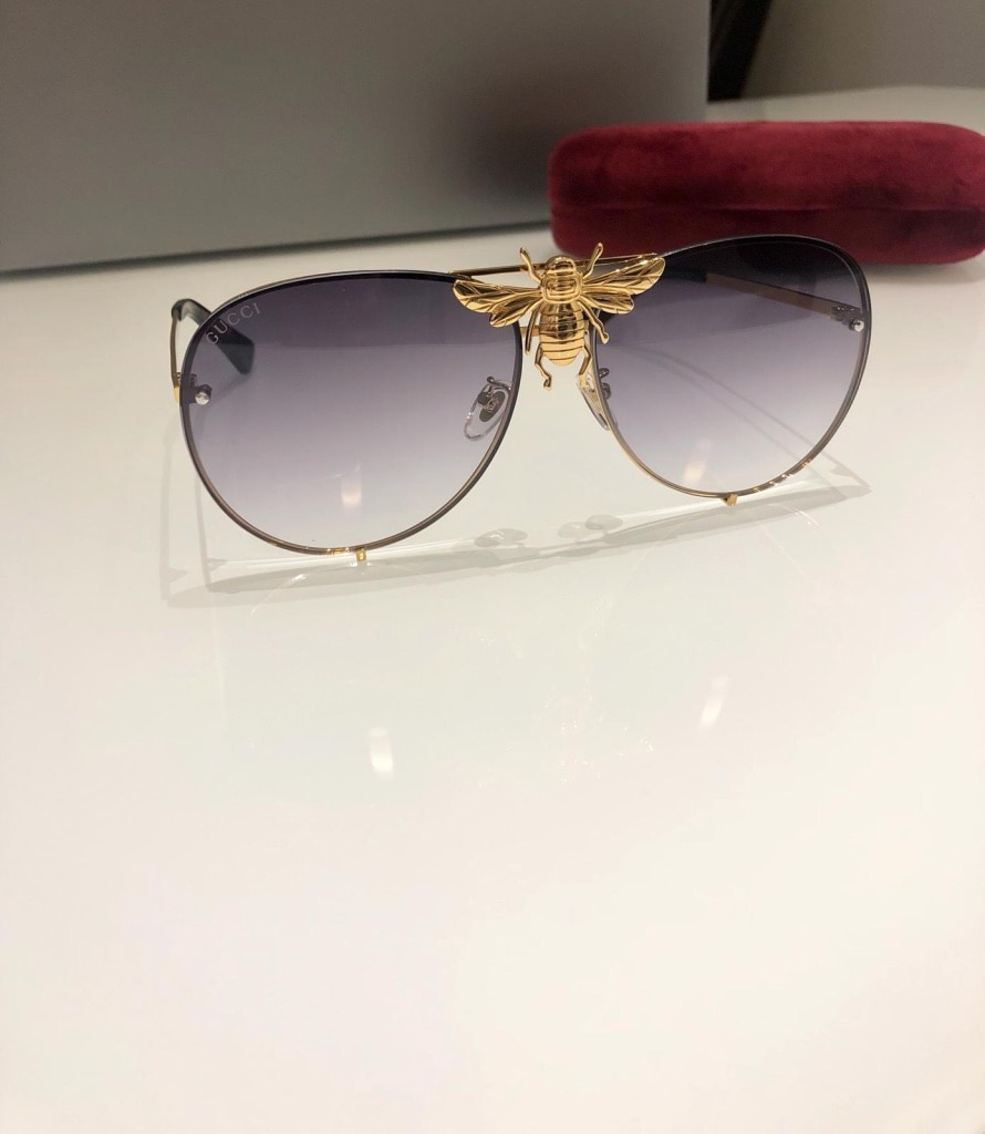 Gucci BEE Limited Edition Sunglasses