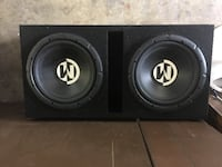 "MEPHIS 12"" COMP SPEAKERS Clearwater, 33763"