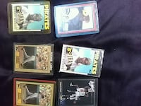 BarryBondsRookie cards.together all welh Oakley, 94561