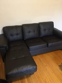 Genuine leather sofa for sale  Toronto, M9N 2J4