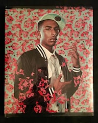 Kehinde Wiley Black Light first edition NEW