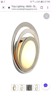 TROY LED WALL MOUNT SCONCE   Toronto, M1S 3T2