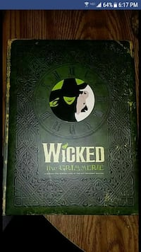 Wicked: The Grimmerie Moscow, 83843