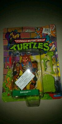 Rahzar TMNT Teenage Mutant Ninja Turtles carded