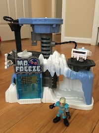 Mr. Freeze Headquarters Playset-Imaginext Potomac, 20854