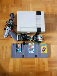 NES Bundle With Mario 1, 2, 3, Duck Hunt Vaughan, L4L 3X3