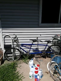 Bicycle Built for two TANDOM 6 speed Crystal Lake, 60014