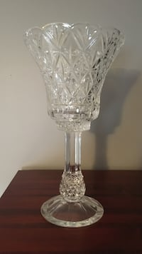 Crystal Candle Holder Vaughan, L6A 1H2
