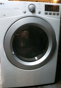 LG FRONT STACKABLE ELECTRIC DRYER