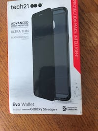 Evo wallet for Samsung s6 edge South Bend, 46613