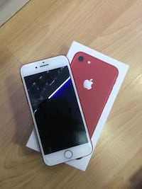 İPHONE 7 RED 128 GB  Isparta Merkez, 32040