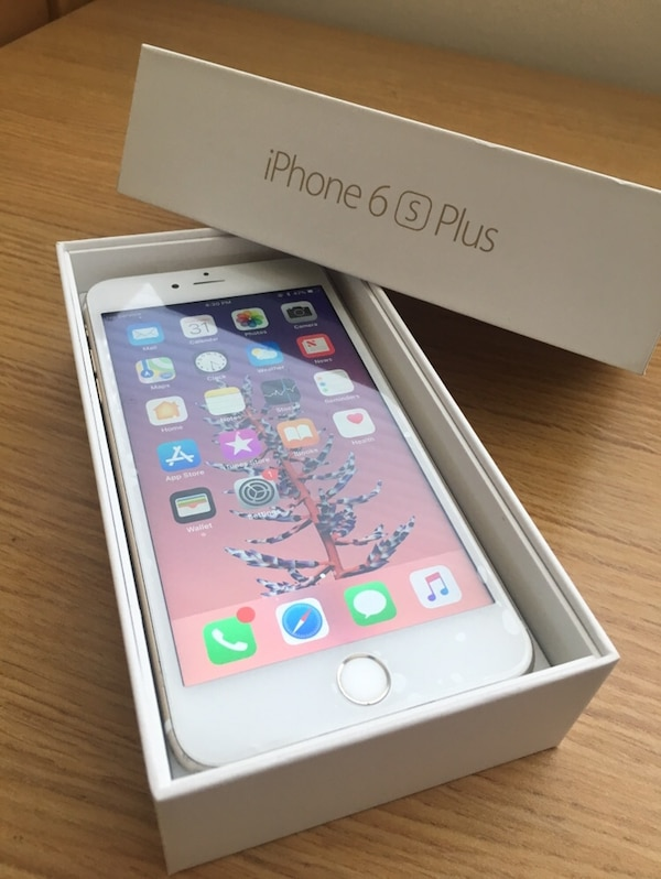 Used Rose gold iPhone 6s Plus for sale in San Jose - letgo 04b904eee02