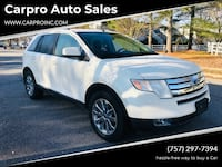 Ford-Edge-2008 Chesapeake