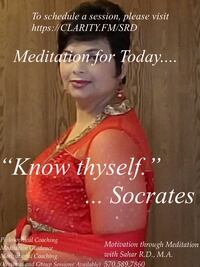Coaching Motivation through Meditation August 19 Scranton, 18504