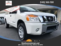 2012 Nissan Titan King Cab for sale Stafford