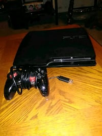 Ps3 with corded remote and like 10-15 games Wichita, 67212