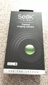Seek thermal camera (for Android smartphones) Ridgefield, 06877