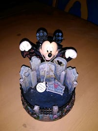 Jim Shore Mickey Mouse Halloween Candy Dish