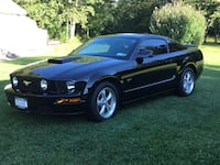 Ford - Mustang - 2008 Marcy, 13403
