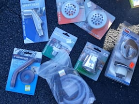 kithchen/bath/plumbing supplies and accessories