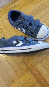 Boys converse shoes Toronto, M2K 2J7