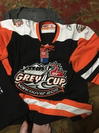 2011 grey cup jersey Langford, V9C