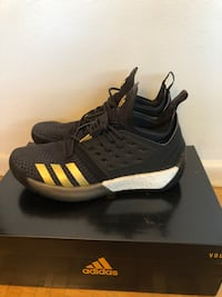 Adidas James Harden Vol 2 size 10.5