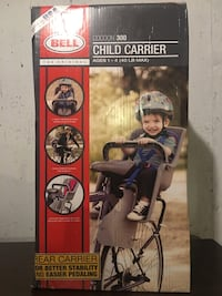 Bicycle Child Carrier *NEVER USED* Meriden, 06450