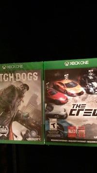 Sealed Xbox1 video games