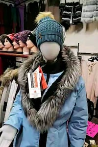 Jacket d hiver neuf made in Canada  Montréal, H3L 2T7