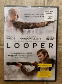 *NEW* Looper DVD Never opened Vacaville, 95687