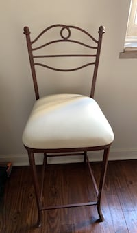 Matching Barstools (Two included)